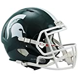 Michigan State Spartans Officially Licensed NCAA Speed Full Size Replica Football Helmet