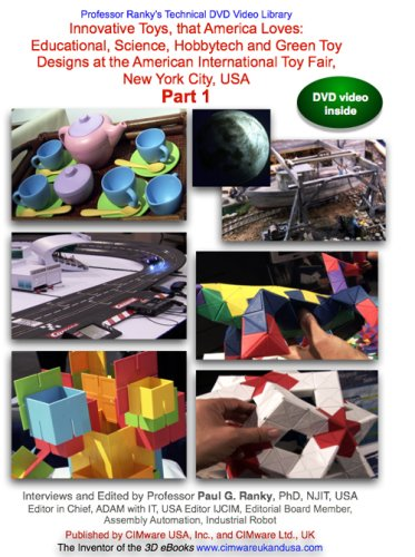 Innovative Toys, that America Loves: Part 1: Educational, Science, Hobbytech and Green Toy Designs at the American International Toy Fair... Part - Ct Fair Kids