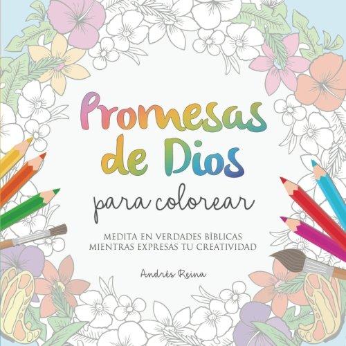 Amazon.com: Promesas de Dios para Colorear: Medita en verdades ...