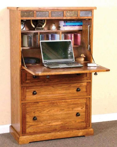 Sedona Laptop Armoire, 32