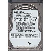 MK5065GSXN, A0/GH101M, HDD2J12 B UL01 T, Toshiba 500GB SATA 2.5 Hard Drive