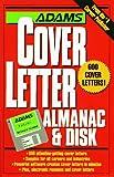 Cover Letter Almanac, Adams Media Corporation Staff, 1558506195