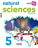 Think Do Learn Natural Science 5th Primary. Activity Book - 9788467384253