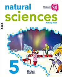 Think Do Learn Natural Science 5th Primary. Activity Book