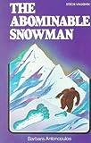Abominable Snowman, Barbara Antonopulos, 0811468496