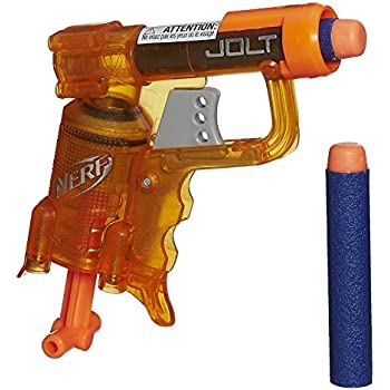 Worker 12-Dart Quick Reload Clip Magazine Modified Accessories for NERF Toy Gun  orange