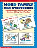 img - for Word Family Mini-Storybooks: Reproducible Rib-Tickling Tales That Reinforce 30 Key Word Families book / textbook / text book