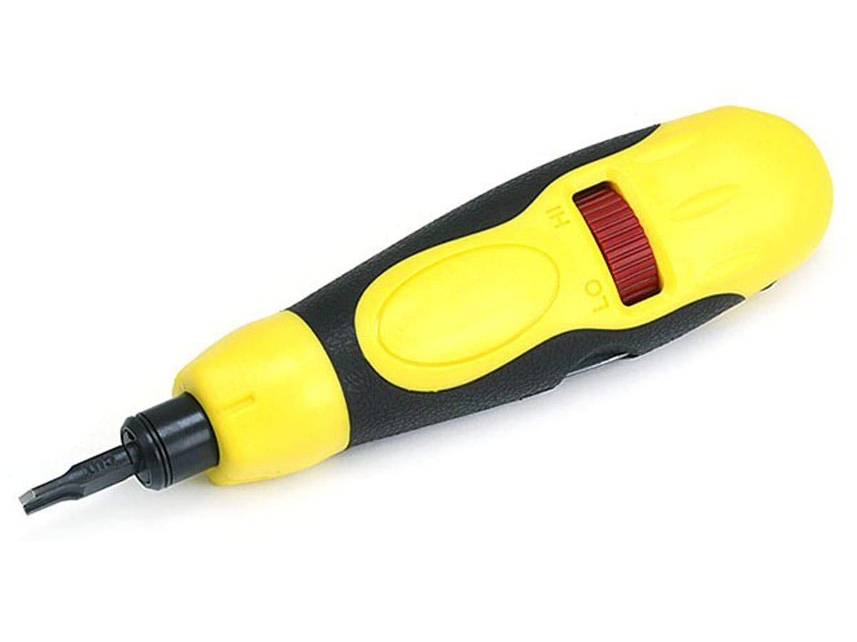 Monoprice 107043 Punch-Down Impact Tool for 66 and 110//88 Type