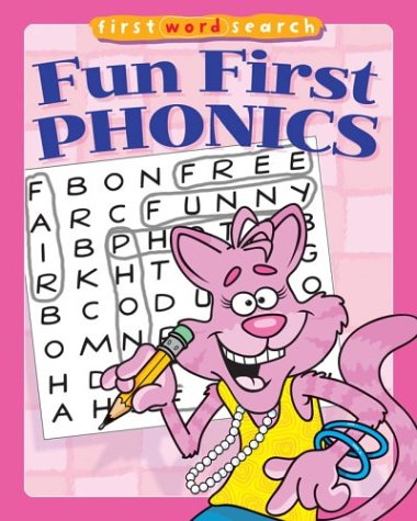 Read Online First Word Search: Fun First Phonics ebook