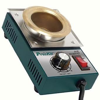 Pro'sKit SS-552H Olla soldadura digital~lead free solder pot(200W)