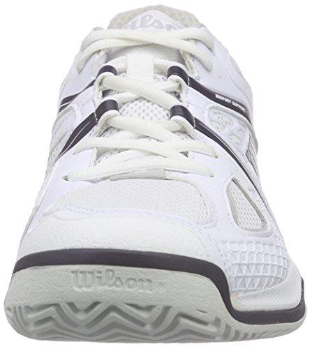 Wilson Nvision WH, Zapatillas de Tenis Para Hombre