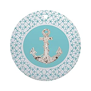 51GVZFVx5lL._SS300_ 75+ Anchor Christmas Ornaments