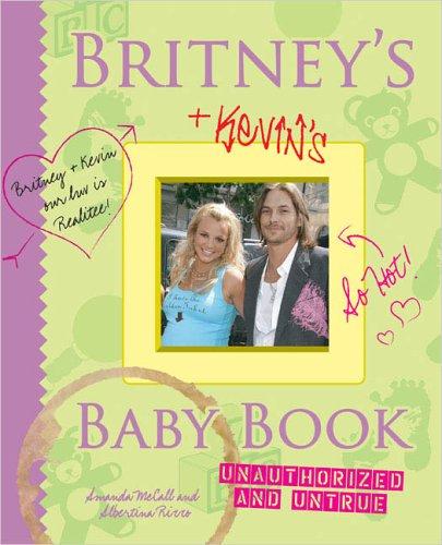 Britney's Baby Book ebook