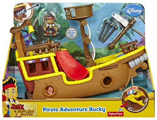Fisher-Price Jake and The Neverland Pirates - Jake's Pirate Adventure Bucky by Fisher-Price (Image #6)