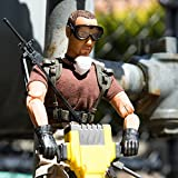 World Peacekeepers Action Figure Army Toys - 12 Inch Military Action Figure Army Man - Army Men Toys w/ 14 Accessories - Combat Engineer