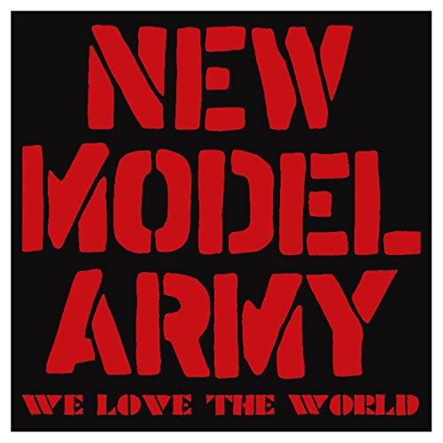 New Model Army - We Love The World - Zortam Music