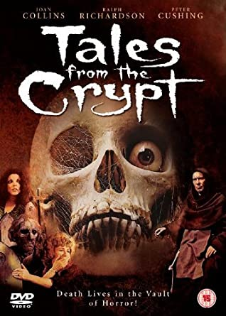 Tales From The Crypt 1972 DVD