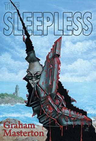 book cover of The Sleepless