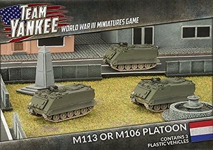 dutch Team Yankee m113 or m106 Platoon brand new Free Shipping