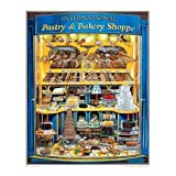 1000 piece puzzles donuts - Pastry Shop 1000 pc Jigsaw Puzzle by White Mountain