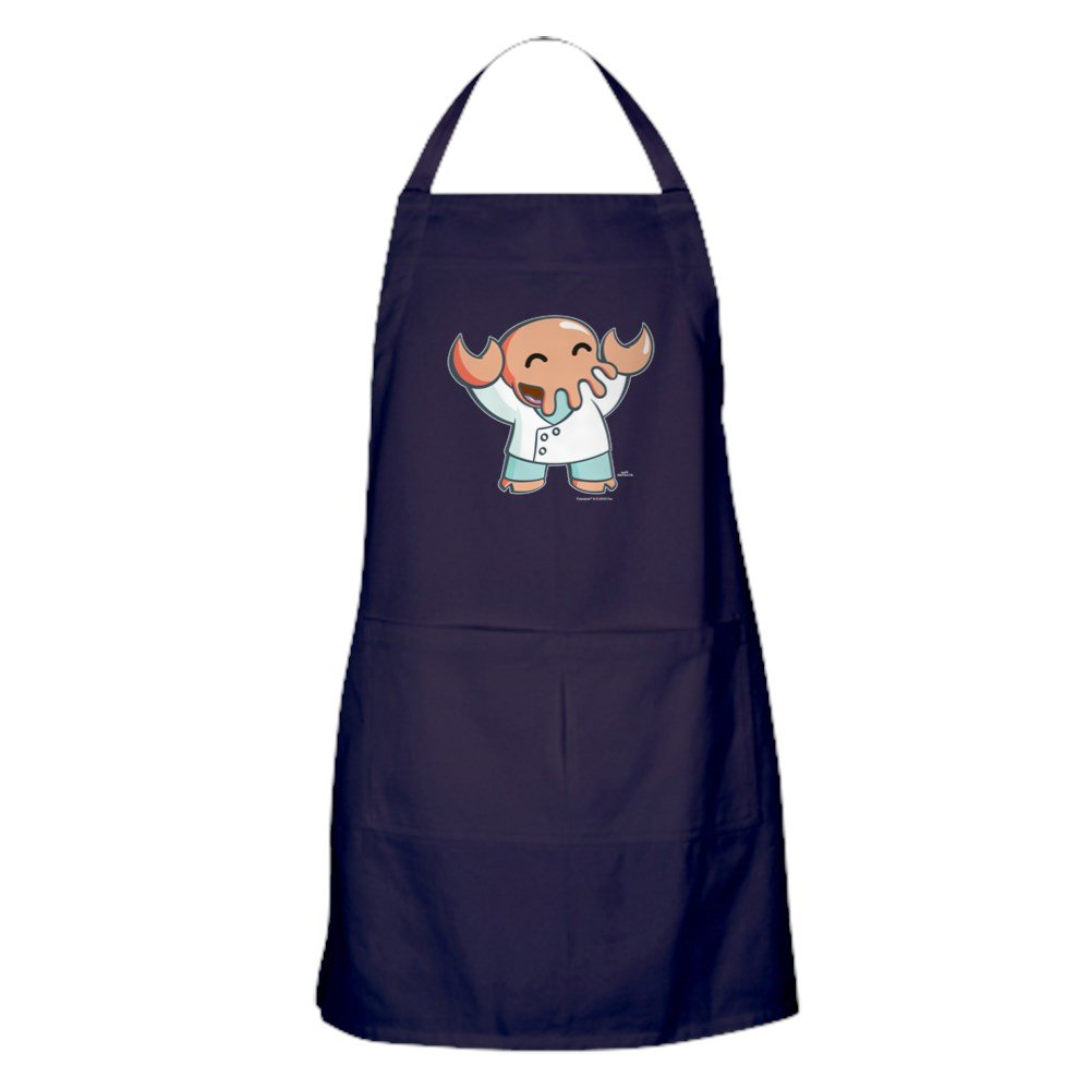 CafePress - Futurama Chibi Zoidberg - Kitchen Apron with Pockets