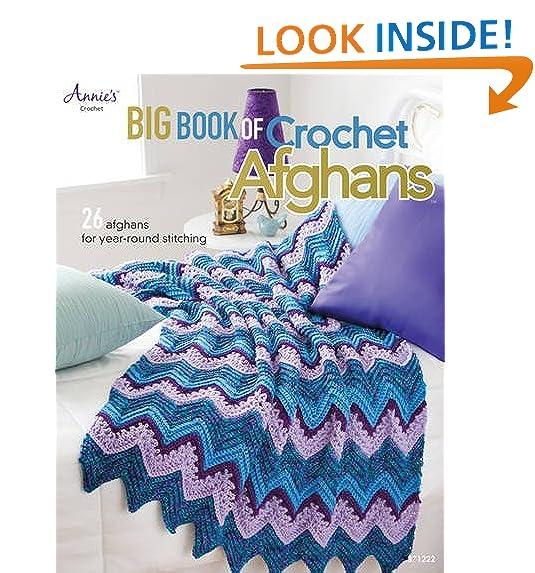 Crochet Afghans Pattern: Amazon.com