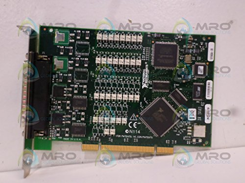 National Instruments Pci 6519 191649A 05 Digital I O Cardused