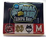 2015 NCAA Women's Final Four Dueling Teams Pin