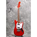 Fender Japan 69 Reissue Mustang Guitar Mg69/mh RED Electric Guitar (Japan Import)