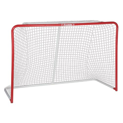 Franklin Sports Steel Hockey Goal, 72-Inch