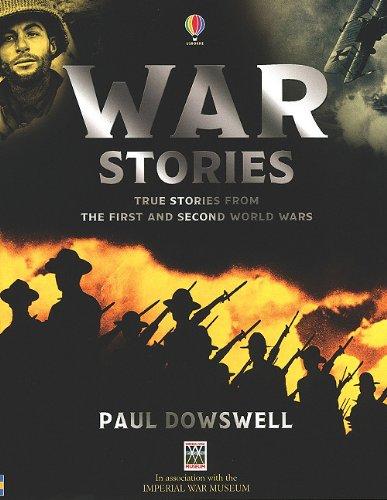 War Stories (True Adventure Stories)