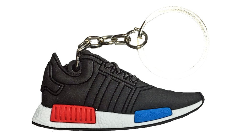 nmd black blue