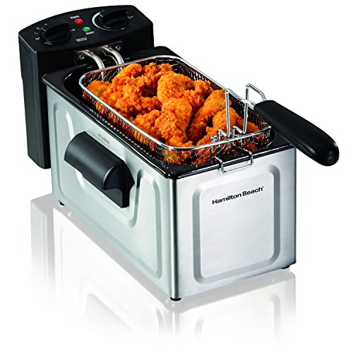 8 1 2 cup deep fryer - 2