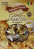 Supremo Italiano: Cantucci D'Abruzzo Almond Cookies (125 Count Box)