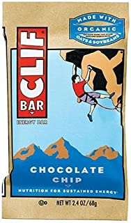product image for Clif Bar, 2.4 Ounce - Organic Chocolate Chip (8 Pack)
