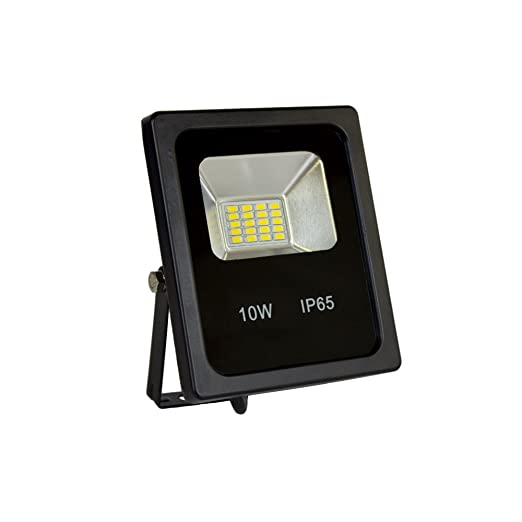 Foco Proyector LED Flood Light Extraplano 10W 4000K-4500K ...