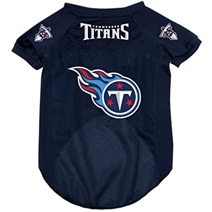 finest selection 9afc3 55927 Amazon.com : Tennessee Titans Pet Dog Football Jersey ...