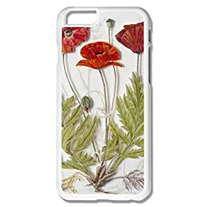 IPhone 6 Cases Plant Floral Design Hard Back Cover Shell Desgined By RRG2G