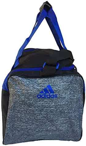 86060d52f91f adidas Diablo II Gear Up Small Gym Travel All Sports Gear Duffle Bag (Black  Onix