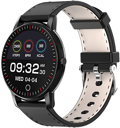 Amazon.com : Smart Watch for Android iOS Sports Fitness ...
