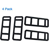 Car Mirror Dash Cam Mounting Straps Compatible with Yi,TOGUARD,ZUMIMALL,CHICOM,AUTO-VOX M3 Mirror Dash Cam and Most…
