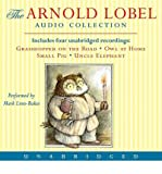 Arnold Lobel Audio Collection: Grasshopper on the Road/Owl at Home/Small Pig/Uncle Elephant (CD-Audio) - Common
