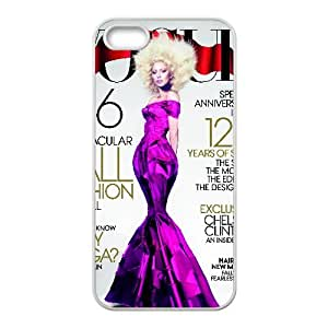 Lady Gaga iPhone 4 4s Cell Phone Case White yyfabd-014536