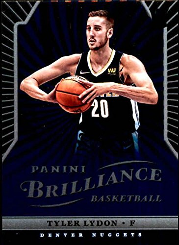 2017-18 Chronicles Panini Brilliance Starbursts #361 Tyler Lydon RC /149