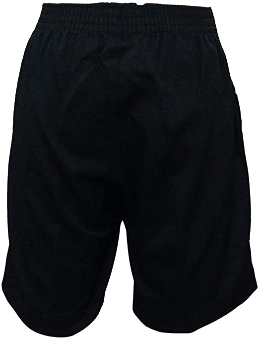 My Choice Stuff Boys Kids Pull Up Half Uniform Shorts Childrens Elasticated Waist School Wear Shorts 2-16 Years