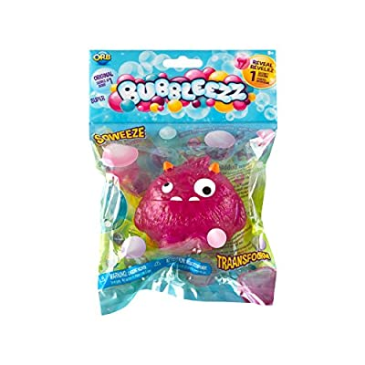 Orb Bubbleezz -Squeezy Super Bubbleezz - Maro Monster: Toys & Games