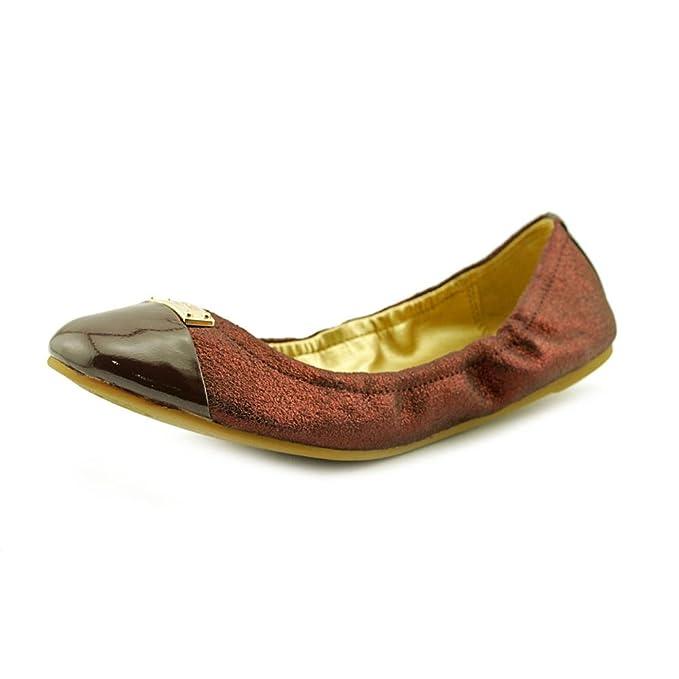 Coach Darsi Mujer Morado Piel Mocasines Zapatos Talla: Amazon.es: Ropa y accesorios