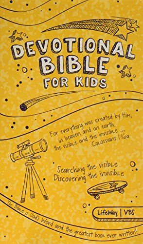VBS 2017 Devotional Bible for Kids (Lifeway Vbs 2017)