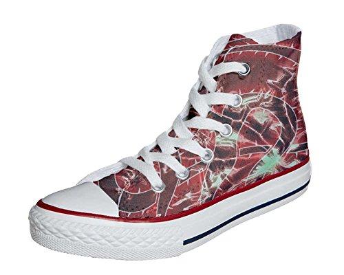 Converse Customized Chaussures Personnalisé et imprimés UNISEX (produit artisanal) Fantasy - size EU45