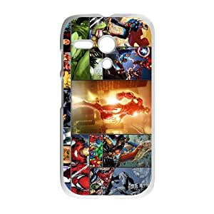 Motorola Moto G Phone Case Hulk Iron Man Thor HI66MT83407